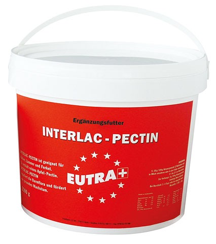 Dairy Farming Dietary and Calcium Supplements EUTRA Diarrhea Stop INTERLAC-PECTIN